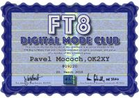 FT8 Digital Mode Club (FT8-DMC)